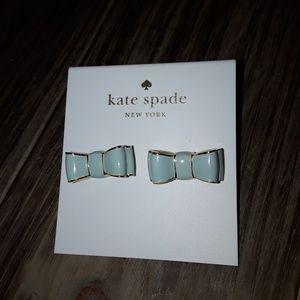 New ♠️kate spade Baby Blue Bows!♠️